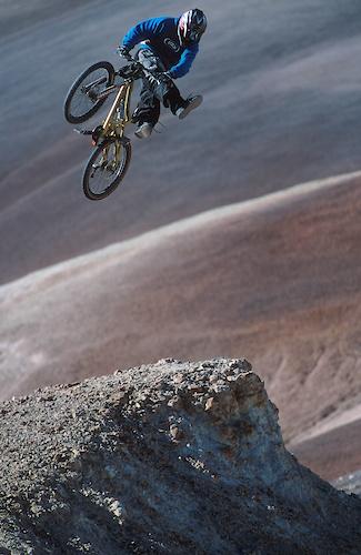 Darren Berrecloth in Utah, Kranked 4, 2002