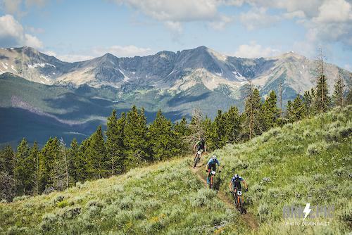 Breck Epic Stage 2 Photo credit: Devon Balet