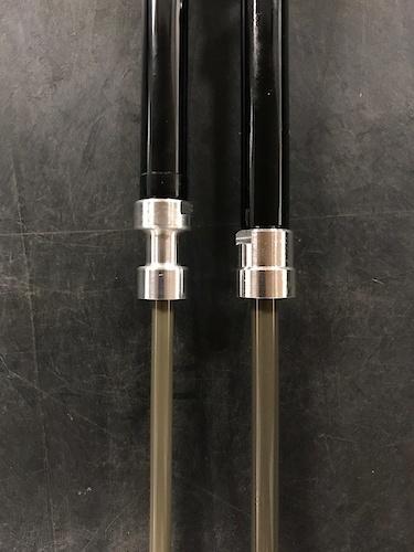 Fox FIT 4 damper Roller bearing shock hardware kit