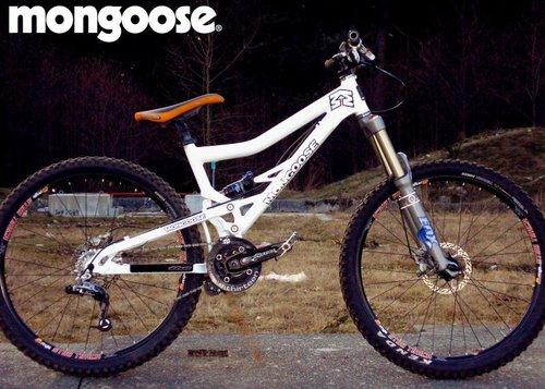 2009 Mongoose Nugget