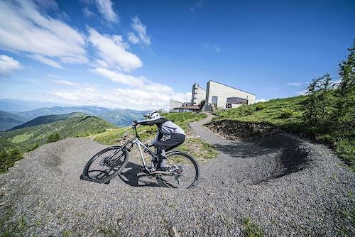 Bikepark Bad Kleinkirchheim ©Bad Kleinkirchheimer Bergbahnen | Gert Perauer