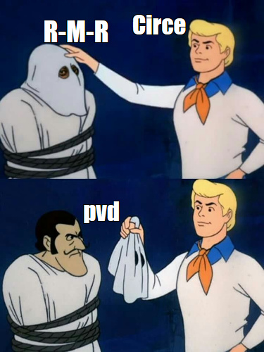 And I would have gotten away with it too if it weren t for you meddling kids