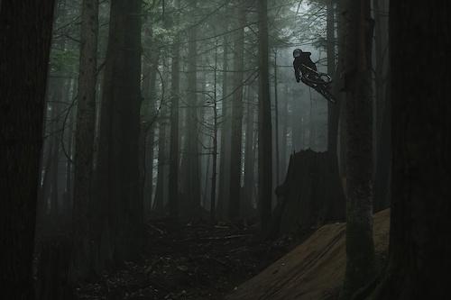 Thomas Vanderham, This is home, in Deep Cove, British Columbia, Canada.