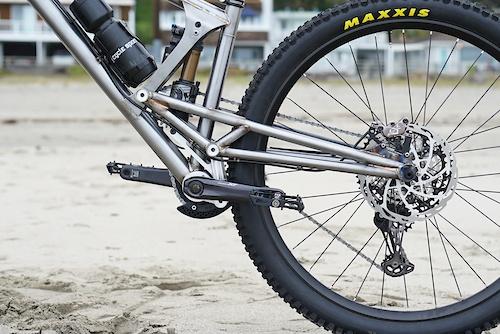 Bike Check: Evan Turpen - Bike