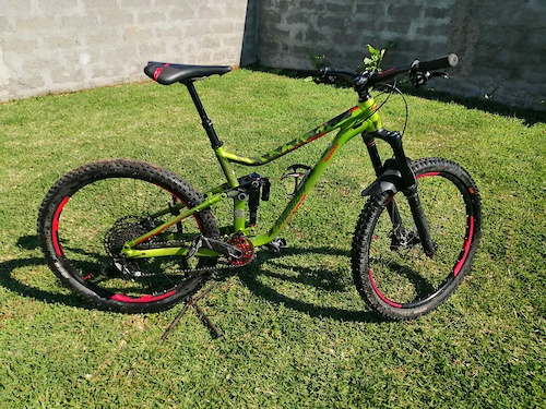 2019 Merida One-sixty 600