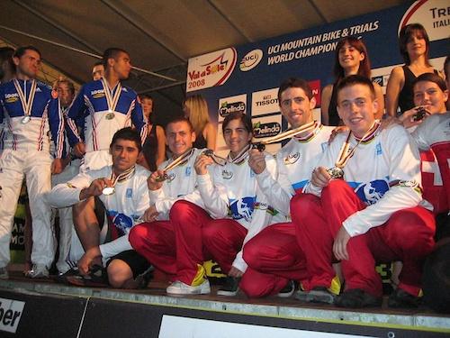 2008 UCI TRIALS World Championships
