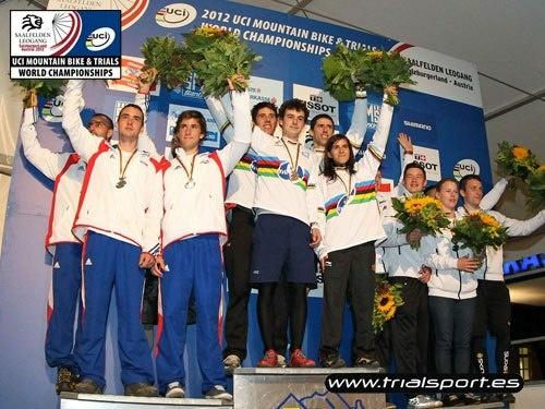 2012 UCI TRIALS World Championships