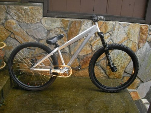 Does anyone know how to remove bike paint/polish the frame? - Page 3 ...