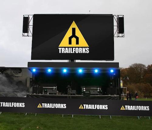 Trail Forks Stage