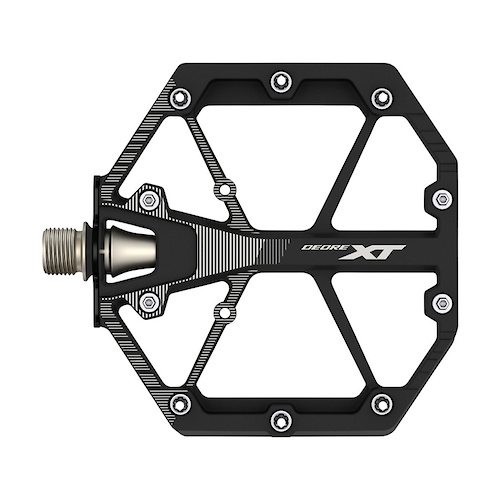 Shimano flat pedals 2022