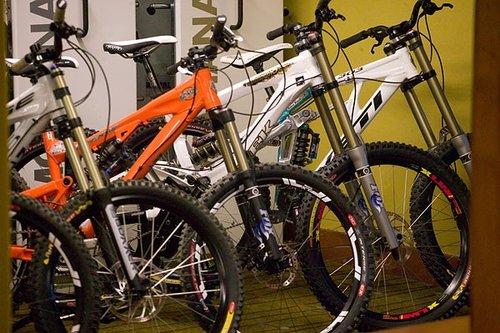 Wanna ride them? No problem with the Elite Demo Program.