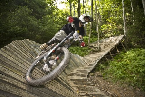 Wooden Wall Rides