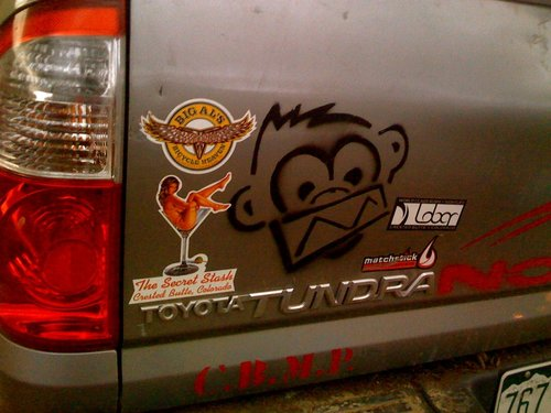 The Monkey mobile