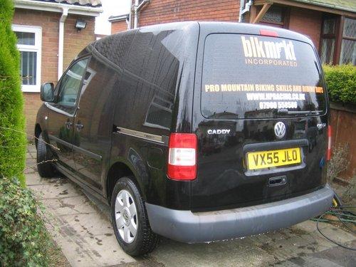 The missing van
