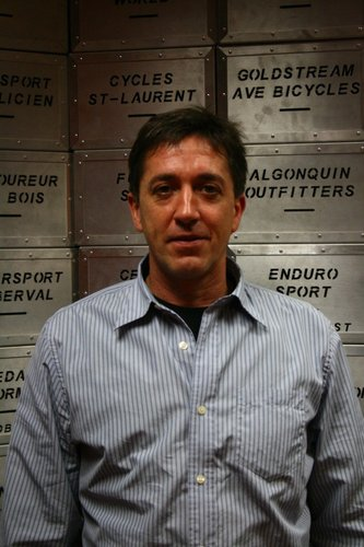 Felix Gauthier - President of Devinci Bikes