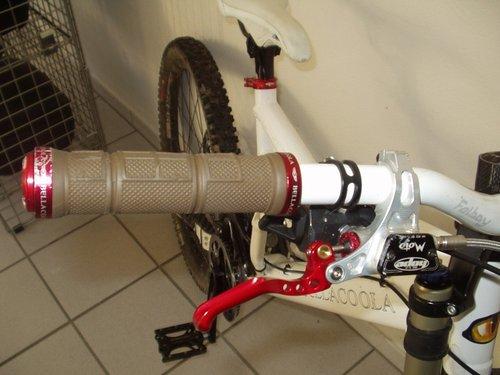 Hope Moto Levers