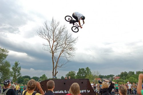 360 nose dive sick style
