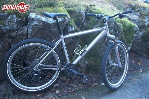 the tamac muncher. MCR and big apples. lx cranks and brakes depre gears,