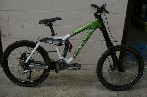 cd8f0385275 24 inch rims on a DH bike. Opinions. - Pinkbike Forum