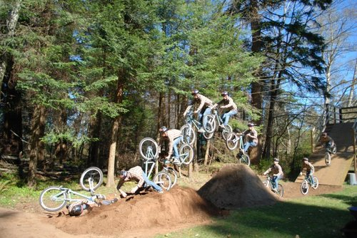 Backyard Bmx Jumps lawsuit on back yard dirt jumps :( - page 10 - pinkbike forum