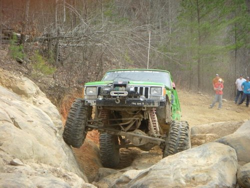 NOT MY- XJ cherokee its just awesome