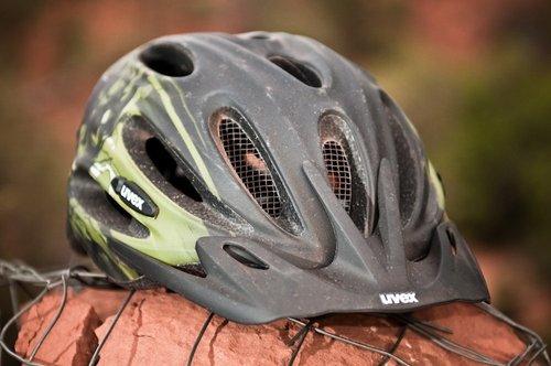 Uvex XP100 helmet