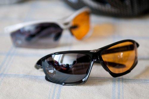 Uvex Hawk glasses were great in sunny Sedona!
