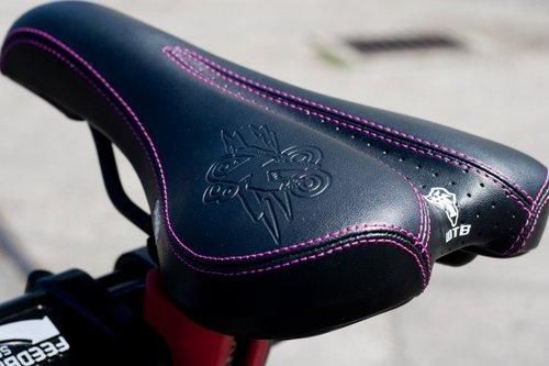 Custom WTB Saddle