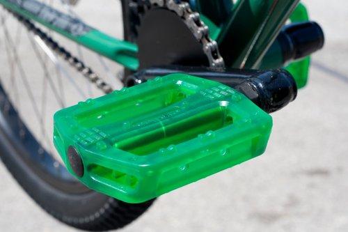 Plastic Pedals