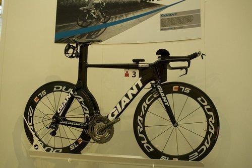 Timo Bracuts Giant TT