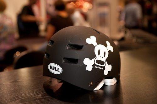 Bell Helmets Interbike 2009 Pinkbike