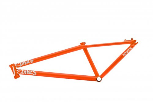 NS Bikes Majesty 2010 frame