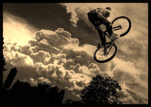 Un ciel, un trick, que du bon !!