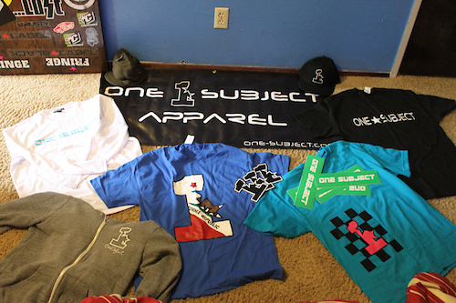 One Subject Apparel Get With The Program And Get With Ittttt All Yah That Arntt!