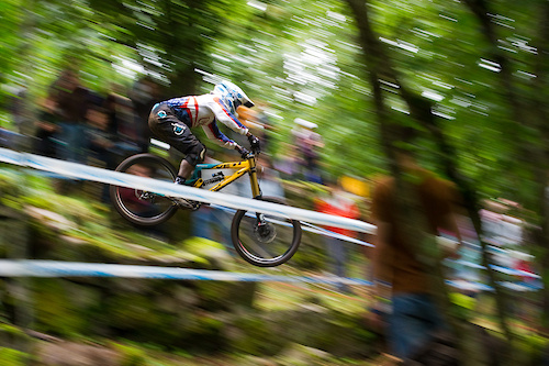 Elliot Jackson will also see a sharp drop in his plate number for Val di Sole--from 167 overall to 87.