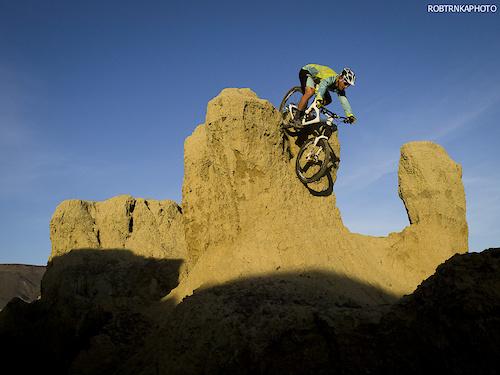 Brian Lopes rides at Punta San Carlos  photo by ROB TRNKA