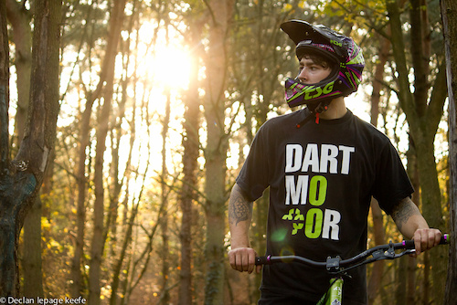Team Dartmoor-UK Rider Marcel Hunt