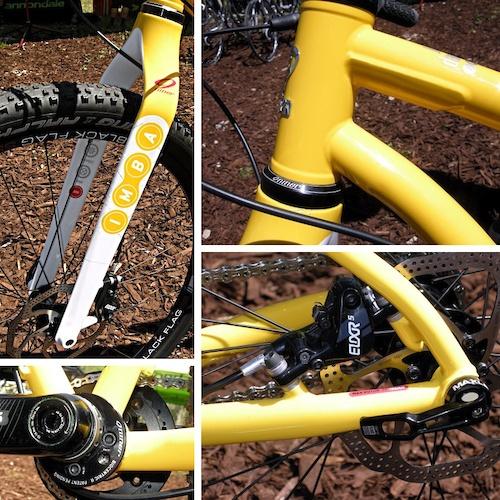 Niner S.I.R Nine Frame highlights