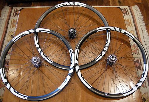 Enve Composites AM Tubeless Wheels
