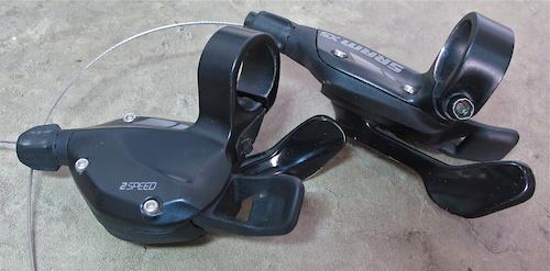 SRAM X5 shifters