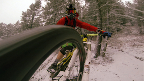 Testing out the GoPro HERO3 on Oct 23.  Frame grab from 1080p vid.