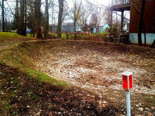 My Pumptrack   Rolling Garden