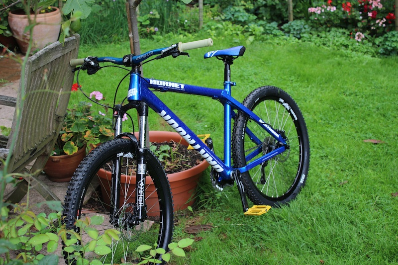 My new and current ride Dartmoor Hornet build. Assembled at www.rule4cycles.co.uk
