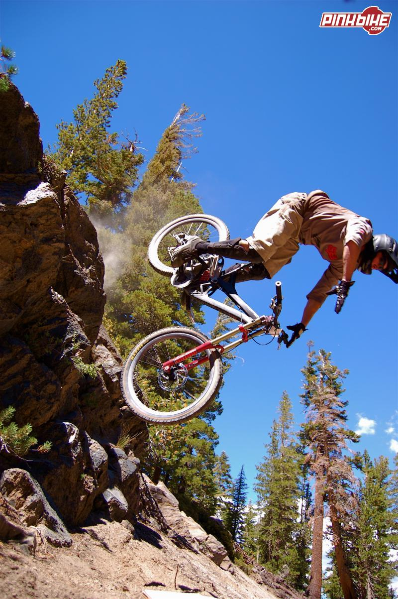 541658bbe8a William Ganley at Mammoth Mountain Bike Park in Mammoth Lakes ...