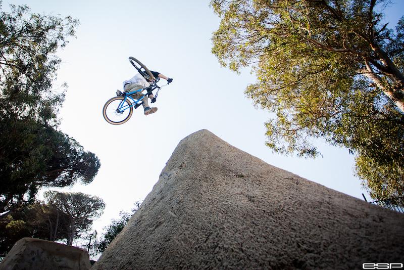 Profile shoot with Dial'd Bikes rider, Justin Novella. www.esphotography.co.za