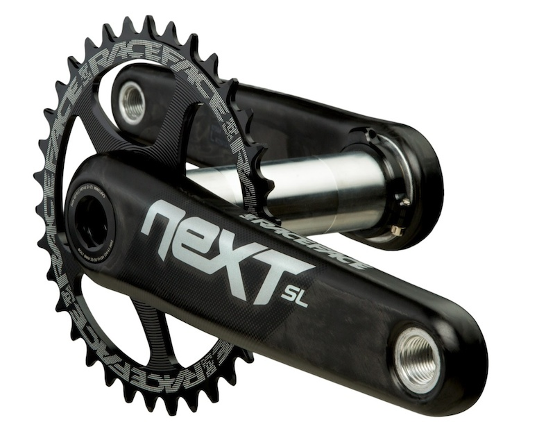 First Look Race Face 2014 Next Sl Cranks And Turbine