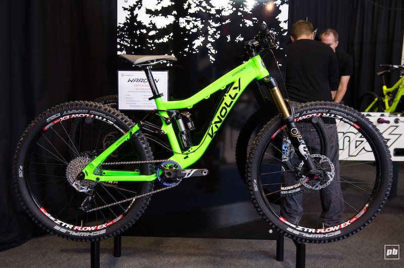 First Look Knolly Warden Eurobike 2013 Pinkbike