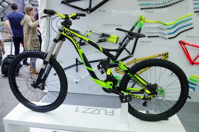 0334fa1be6c NS Bikes' New Downhill and Enduro Rigs - Eurobike 2013 - Pinkbike