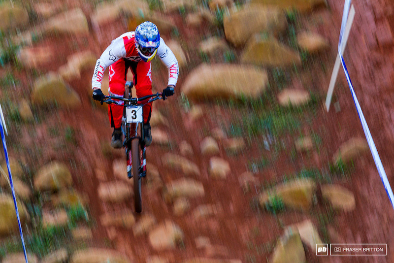 Day 4 - 2013 World Champs - South Africa - Pinkbike