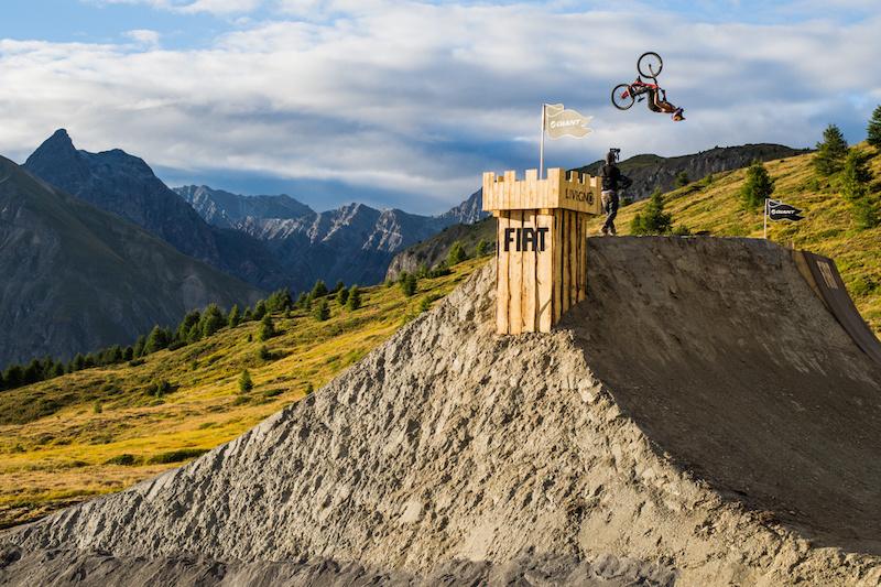 Mountainbike Slopestyle